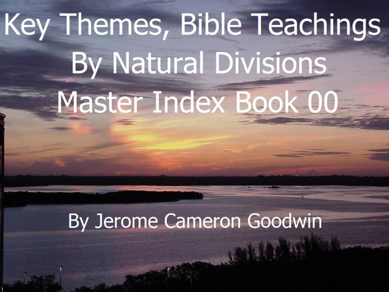 Click the image to see the Natural Divisions Master Index